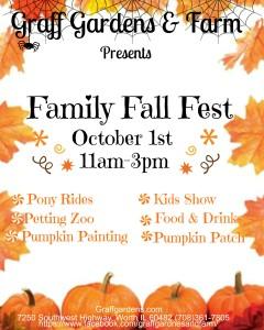 Family Fall Fest 2016