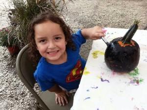 fall-fest-2013-pumpkin-painting-sean